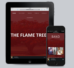 The Flame Trees Website